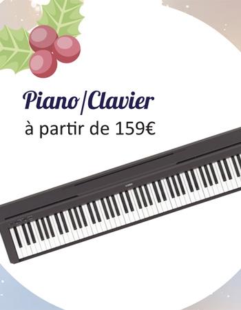 piano clavier noel pas cher